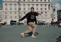ПАВЕЛ ИВАНОВ | BREAK DANCE